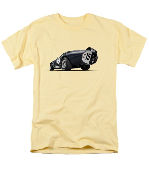 Shelby Daytona Men's T-Shirt  (Regular Fit) by Douglas Pittman