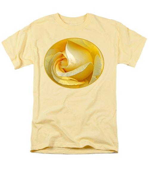 Sunshine Rose Men's T-Shirt  (Regular Fit) by Gill Billington