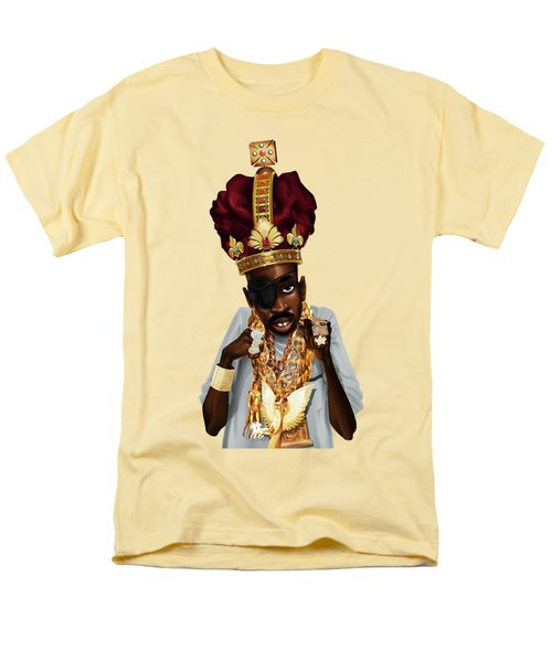 The Rula Men's T-Shirt  (Regular Fit) by Nelson Dedos Garcia