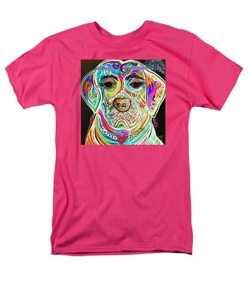 LADY BOXER T-Shirt by Eloise Schneider