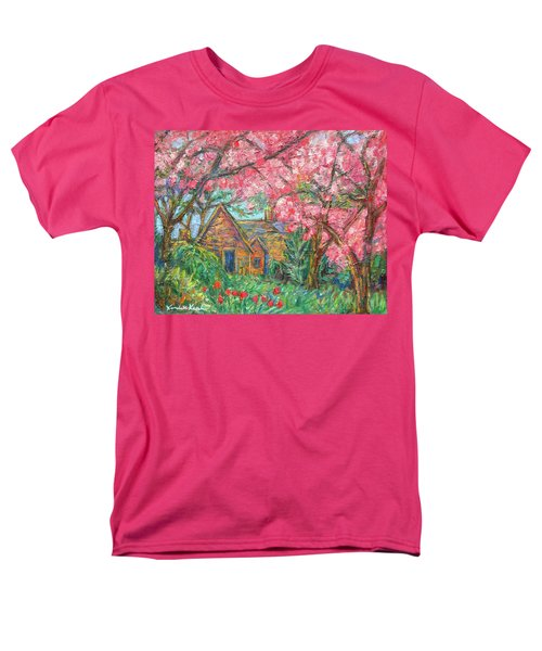 Secluded Home T-Shirt by Kendall Kessler
