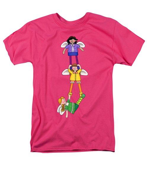 Hang In There Men's T-Shirt  (Regular Fit) by Sarah Batalka
