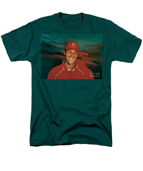 Michael Schumacher T-Shirt by Paul Meijering