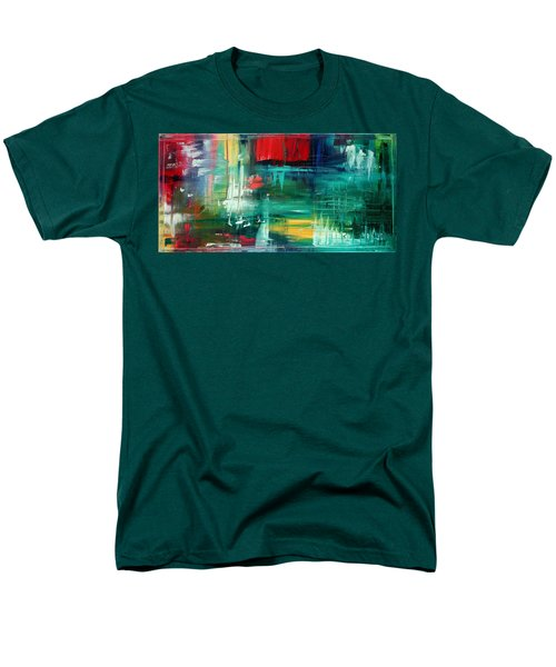 Abstract Art Colorful Original Painting BOLD and BEAUTIFUL by MADART T-Shirt by Megan Duncanson