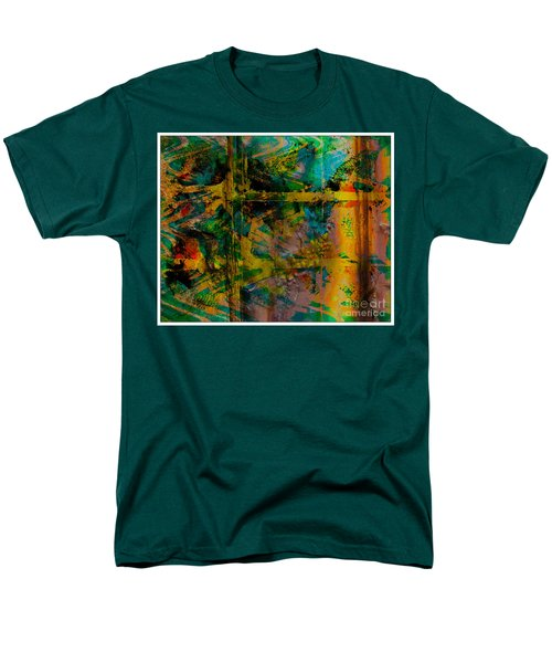 Abstract - Emotion - Facade T-Shirt by Barbara Griffin