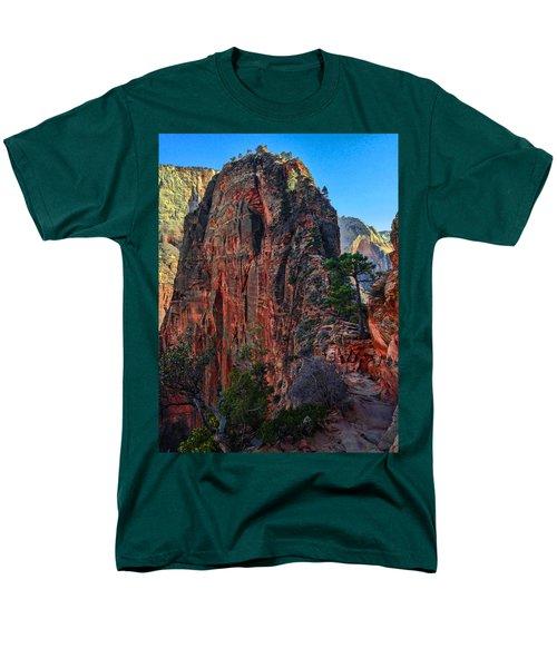 Angel's Landing T-Shirt by Chad Dutson