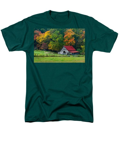 Candy Mountain T-Shirt by Debra and Dave Vanderlaan