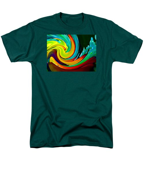 Crashing Wave T-Shirt by Amy Vangsgard