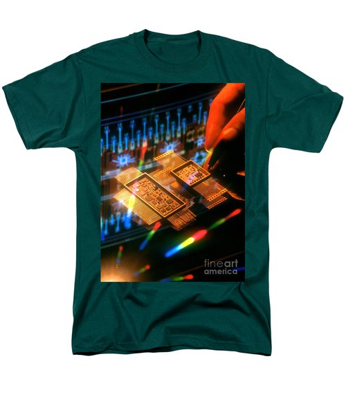 Fancy Design T-Shirt by Jerry McElroy