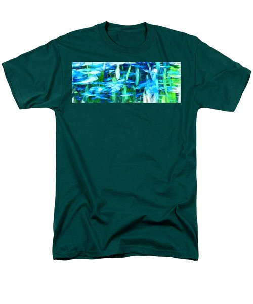 Float 2 Horizontal T-Shirt by Angelina Vick
