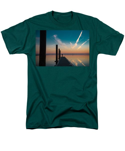 Men's T-Shirt  (Regular Fit) featuring the photograph Follow Me by Thierry Bouriat