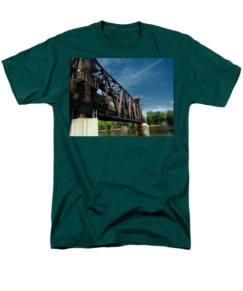 Hastings Train Bridge 2 T-Shirt by Todd and candice Dailey