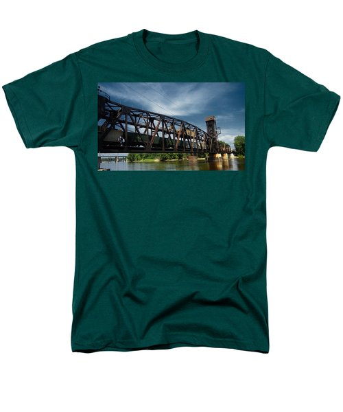 Hastings Train Bridge 3 T-Shirt by Todd and candice Dailey