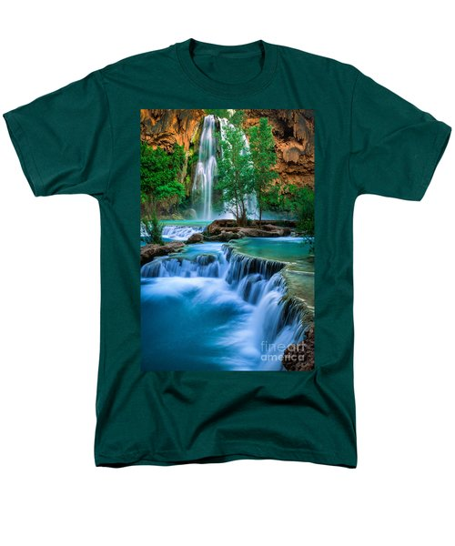 Havasu Paradise Men's T-Shirt  (Regular Fit) by Inge Johnsson