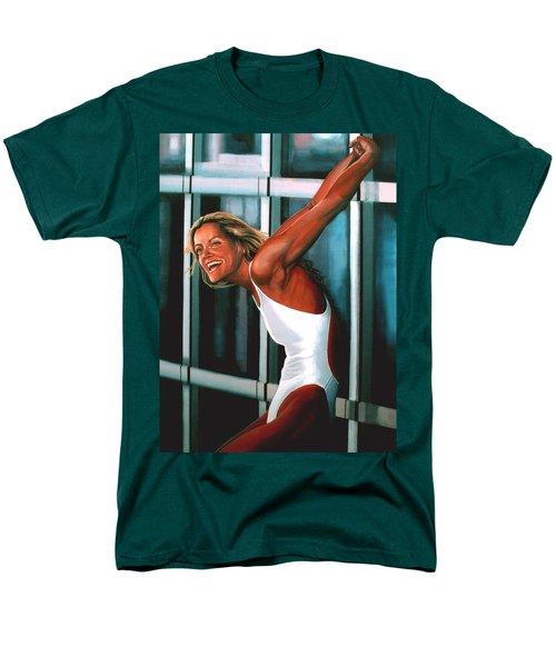 Inge de Bruin 2 T-Shirt by Paul  Meijering