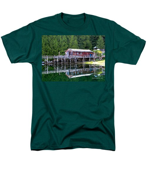 Lagoon Cove T-Shirt by Robert Bales