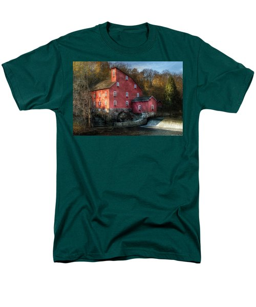 Mill - Clinton NJ - The old mill T-Shirt by Mike Savad
