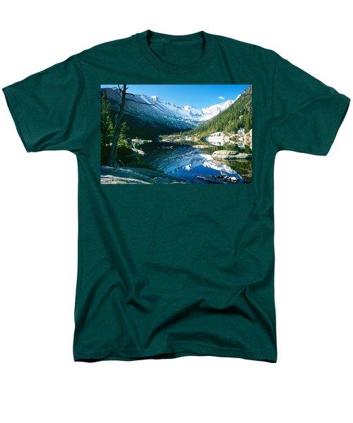 Mills Lake T-Shirt by Eric Glaser