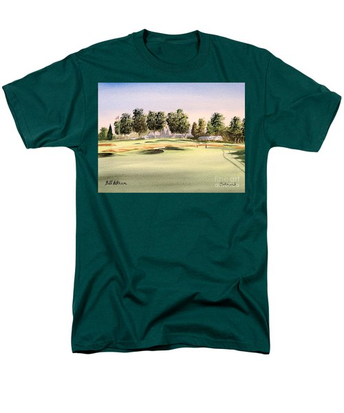 Oakmont Golf Course 14TH T-Shirt by Bill Holkham