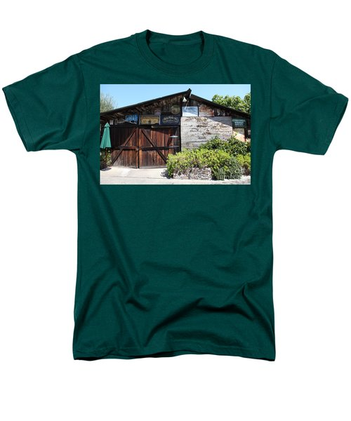 Old Storage Shed At the Swiss Hotel Sonoma California 5D24458 T-Shirt by Wingsdomain Art and Photography