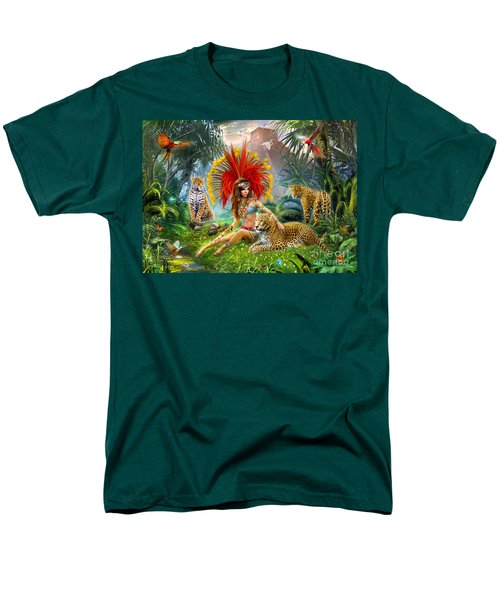 Paradise Bird T-Shirt by Jan Patrik Krasny