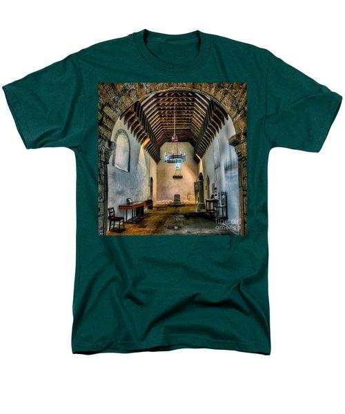 Priory Church of St Seiriol T-Shirt by Adrian Evans
