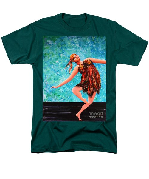 Solo Performance T-Shirt by Kaye Miller-Dewing