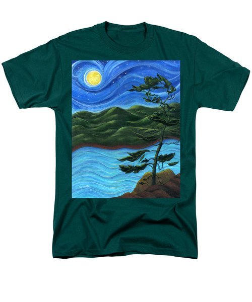 Starry Night at Algonquin Park T-Shirt by Catherine Howard