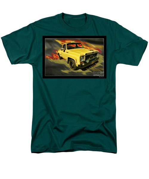 Taxicab Repair 1974 gmc T-Shirt by Blake Richards