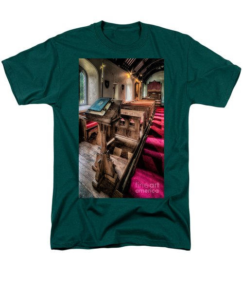 The Welsh Bible T-Shirt by Adrian Evans