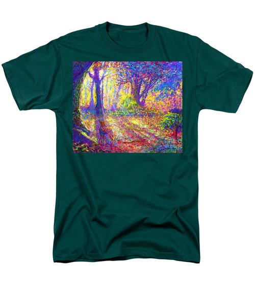 Dancing Shadows T-Shirt by Jane Small
