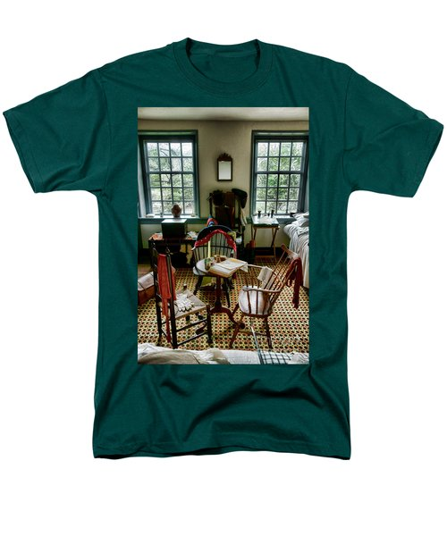 Washington Headquarters Office T-Shirt by Olivier Le Queinec