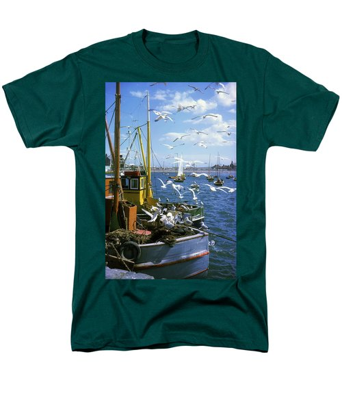 Fishing Boat T-Shirt by The Irish Image Collection