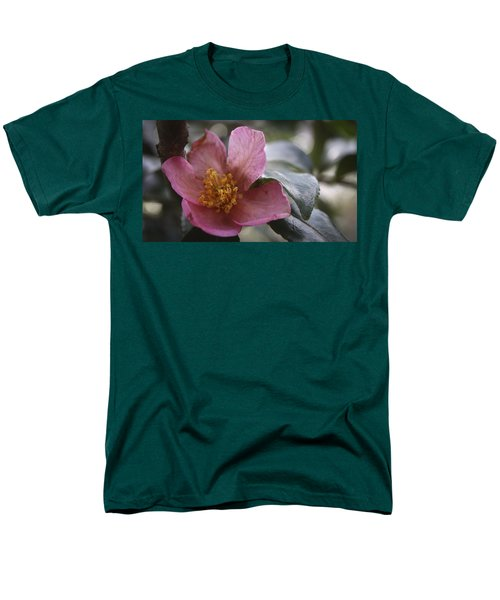 January Camelia 2 T-Shirt by Teresa Mucha