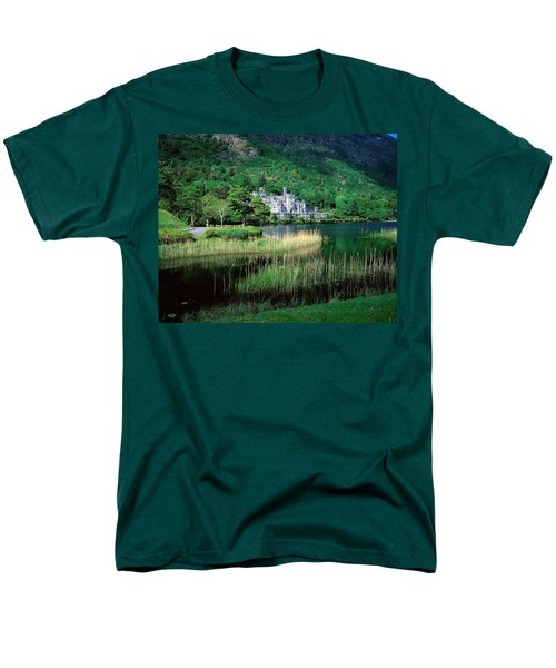 Kylemore Abbey, Co Galway, Ireland T-Shirt by The Irish Image Collection