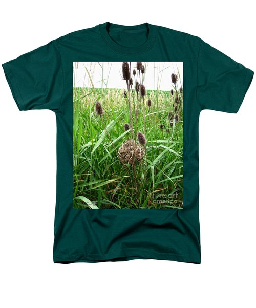 Red-winged Blackbird Nest T-Shirt by J McCombie