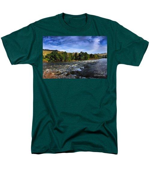 Spring Flow T-Shirt by Robert Bales