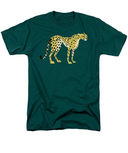 Cheetah Men's T-Shirt  (Regular Fit) by Wild Kratts