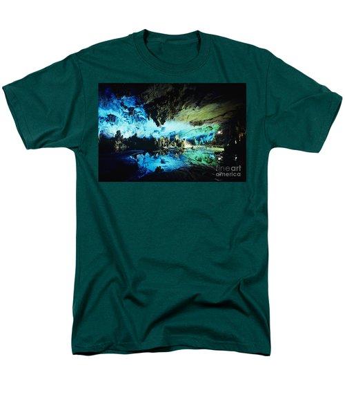 Lu Di Cave T-Shirt by Rita Ariyoshi - Printscapes