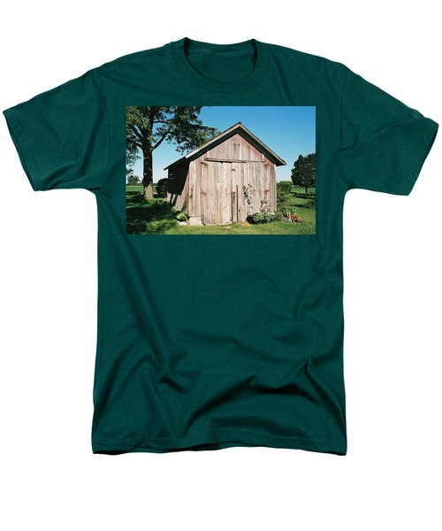 Old Shed T-Shirt by Lauri Novak