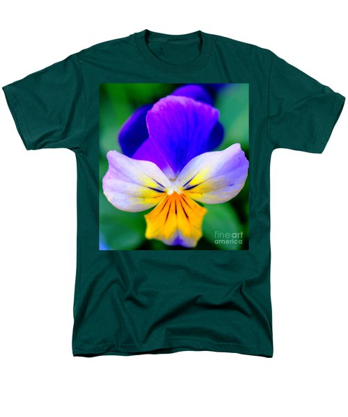 Pansy T-Shirt by Kathleen Struckle
