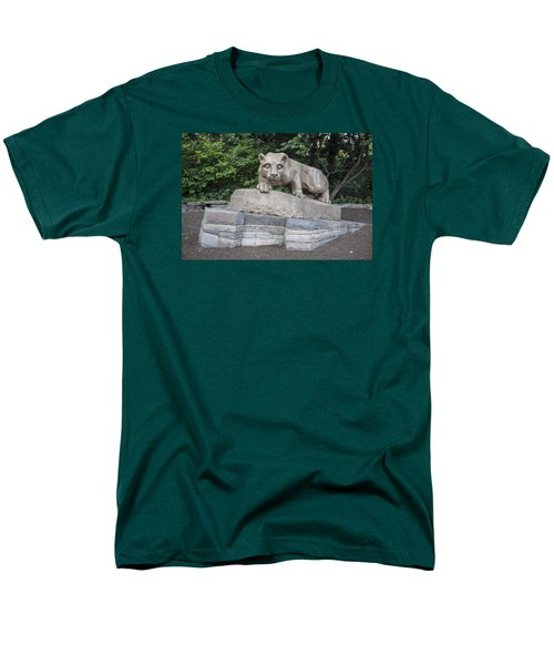 Penn Statue Statue  Men's T-Shirt  (Regular Fit) by John McGraw