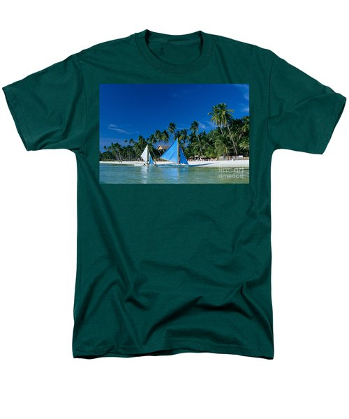 Philippines, Boracay Isla T-Shirt by Gloria & Richard Maschmeyer - Printscapes