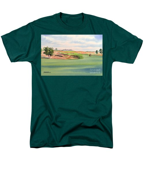 Shinnecock Hills Golf Course T-Shirt by Bill Holkham