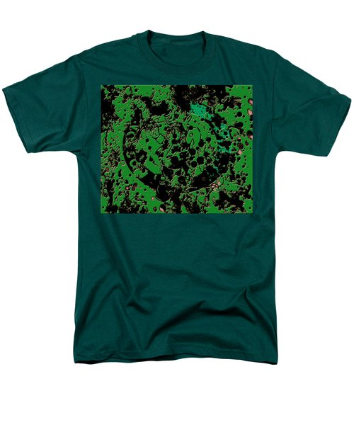 The Boston Celtics 6c Men's T-Shirt  (Regular Fit) by Brian Reaves