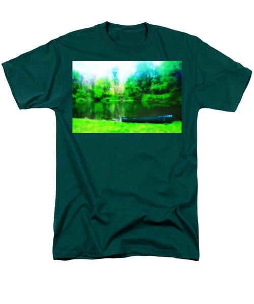 The Old Fishin Hole T-Shirt by Bill Cannon
