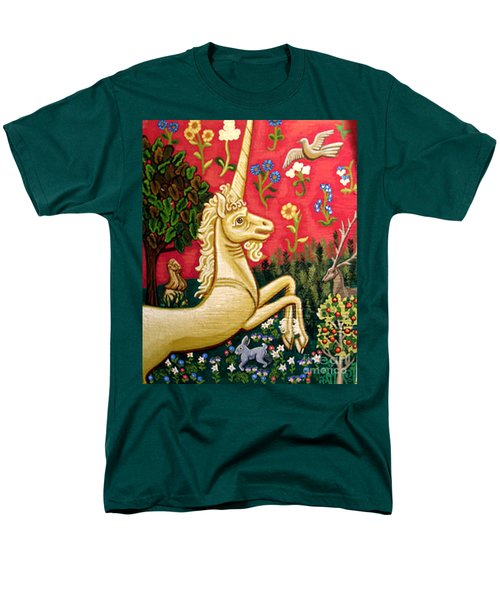 The Unicorn T-Shirt by Genevieve Esson