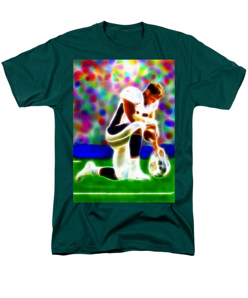 Tim Tebow Magical Tebowing 2 T-Shirt by Paul Van Scott