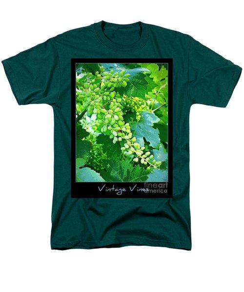 Vintage Vines  T-Shirt by Carol Groenen