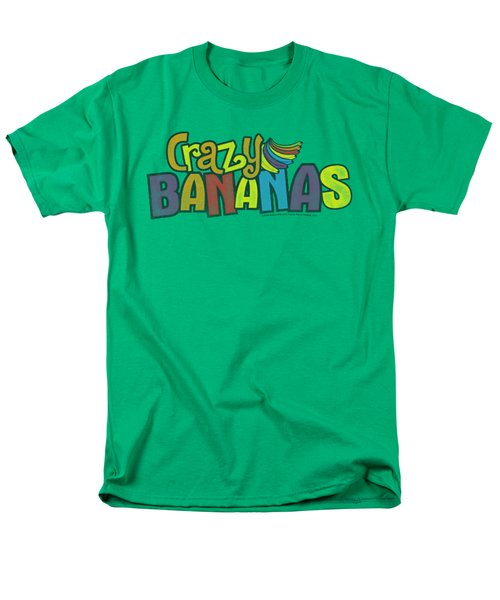Dubble Bubble - Crazy Bananas Men's T-Shirt  (Regular Fit) by Brand A